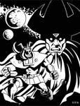 karmatron by Monkey-Cosio