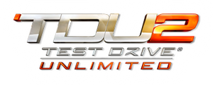 Test Drive Unlimited 2: Logo