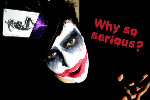 Why So Serious? 1