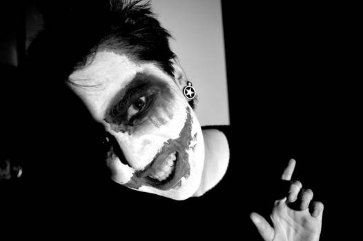 Hello, why so serious?