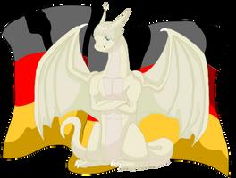 Germany Dragon by Icy-Marth
