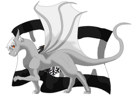 Prussia Dragon by Icy-Marth