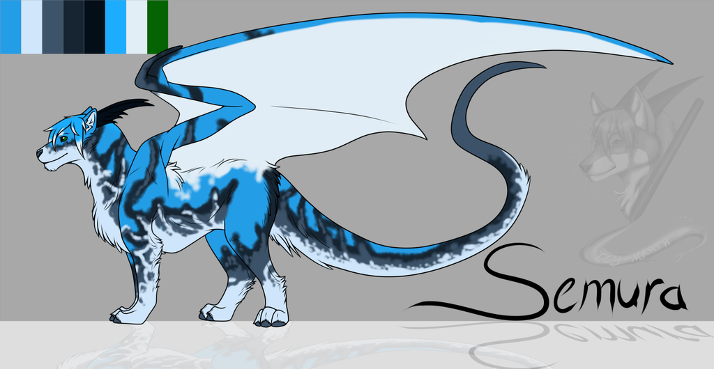 Semura 2018 Reference Sheet by Icy-Marth