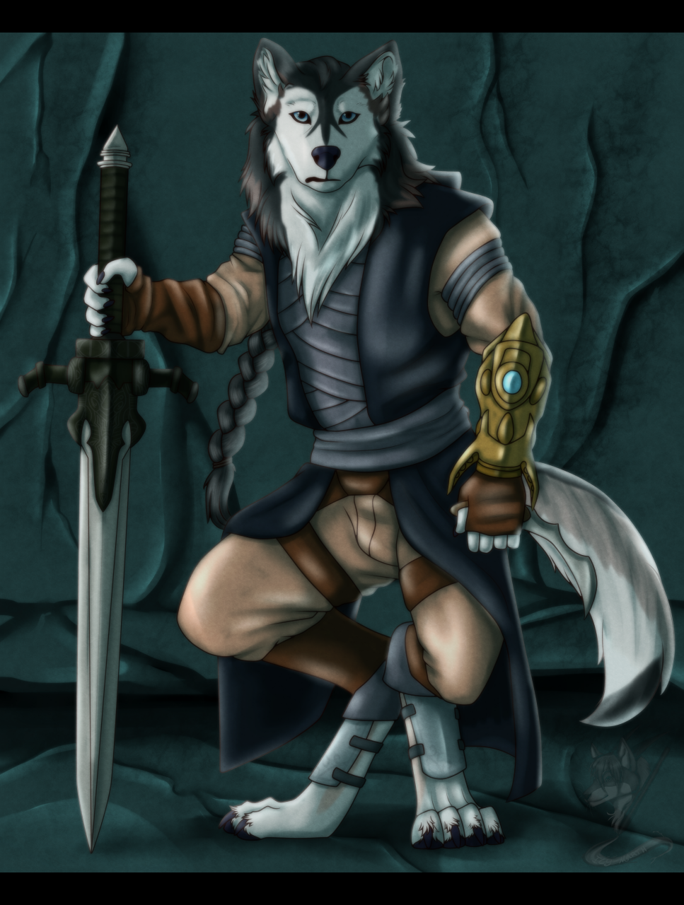 Werewolf Soldier by Icy-Marth