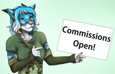 September Commissions OPEN!!