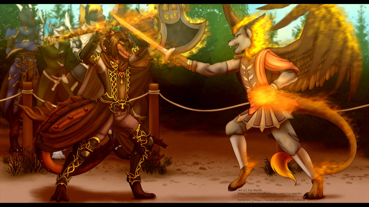 Dueling Tournament