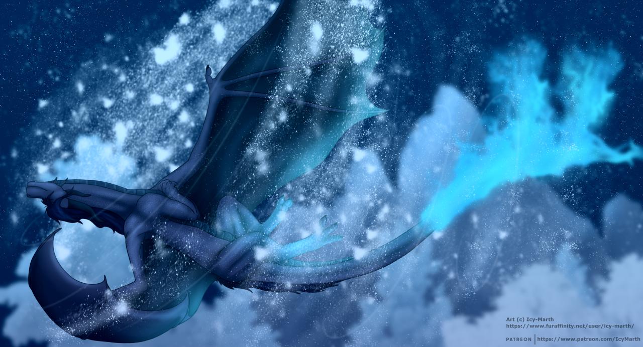 [Secret Santa] IceFyreFox