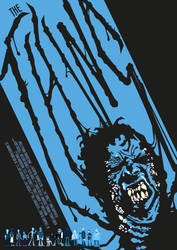THE THING Screening Poster by UncleFrankPro