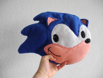 Sonic by asa-baijan