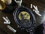 Haunted castle necklace