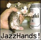 Jazz Hands by iEuphonium
