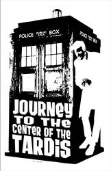 Journey to the Centre of the Tardis by UberDre