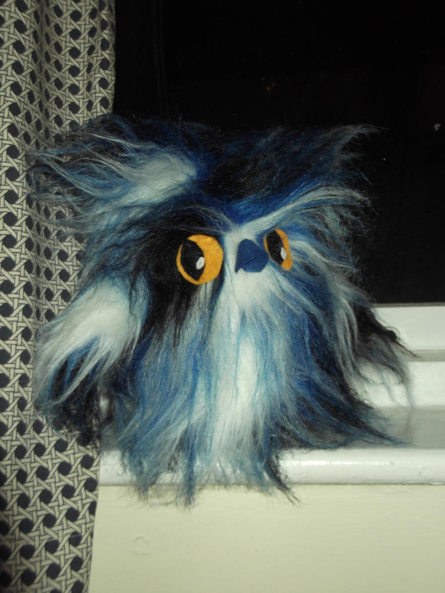 Owl Plush by lucy-fur