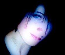 Glowing self portrait by KCJoker33