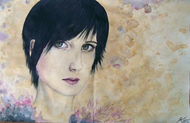 Stella-Style Self Portrait by KCJoker33