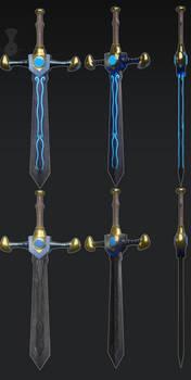 Kairel's Sword 3D
