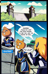 LOA : The Storm  Chapter 1 Page 2