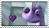 Randall Stamp by MaddyBunny
