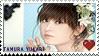 Yukari Tamura Stamp by MaddyBunny