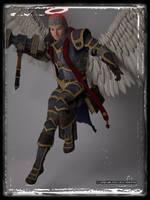 Angel of Hammering
