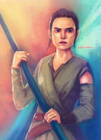Rey by evehartman