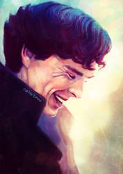Sherlock Smile