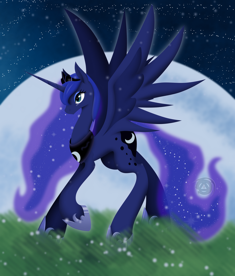 In the Moonlight by ErinKarsath