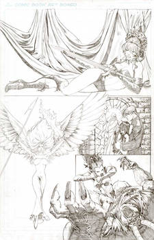 Avengelyne: Extreme Origins p1