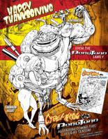 RoboToad Thanksgiving