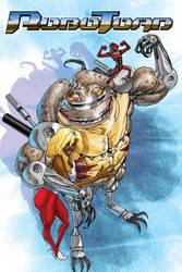 RoboToad family
