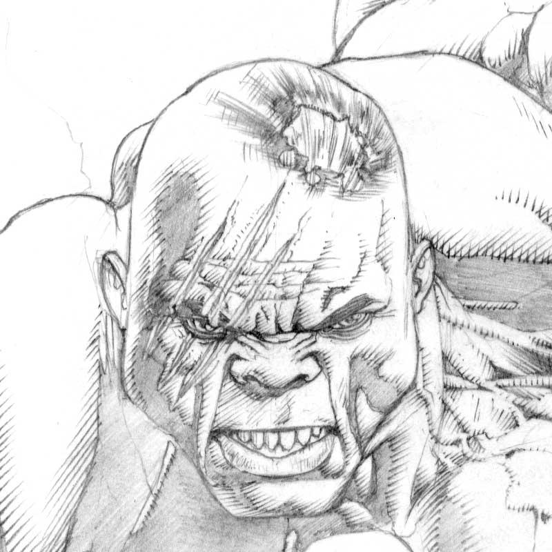 World War Hulk by EJMorges