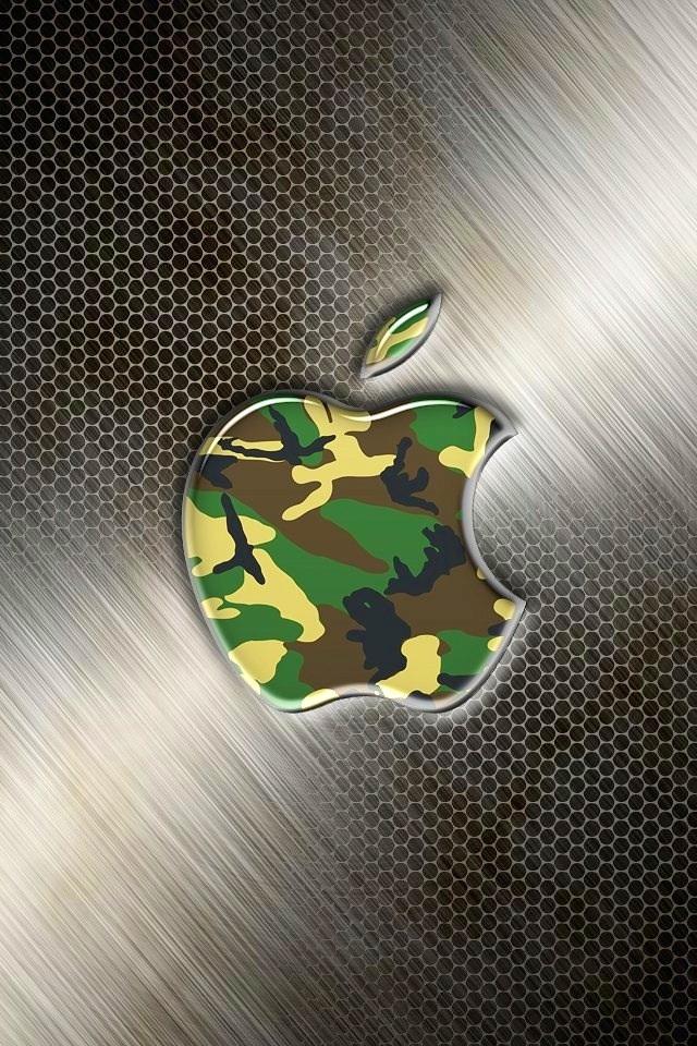 Iphone Wallpaper Camo By Laggydogg On Deviantart