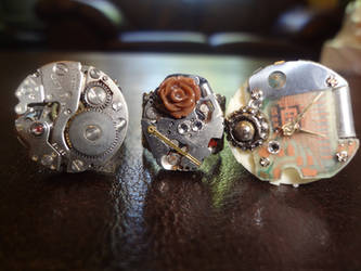 Steampunk and Geekery