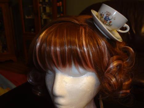 Tea Cup Headband Available for Sale