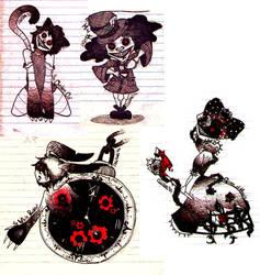 Creepy Wonderland by TeneraBimba13