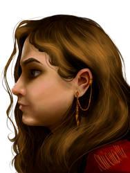 Selfportrait by TeneraBimba13