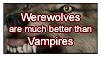 Werewolves are better 2