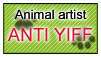 Animal artist anti yiff by Matto-Sakujo