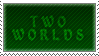 Two Worlds Stamp by Finalrobo101