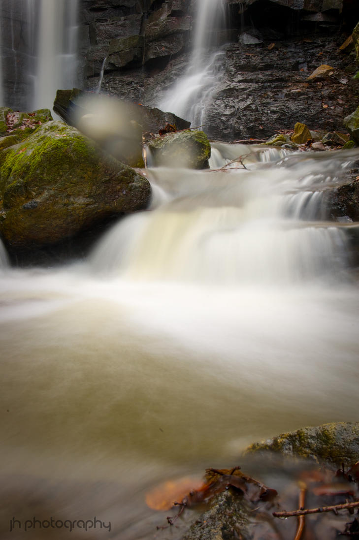 Moving Water. by a-James