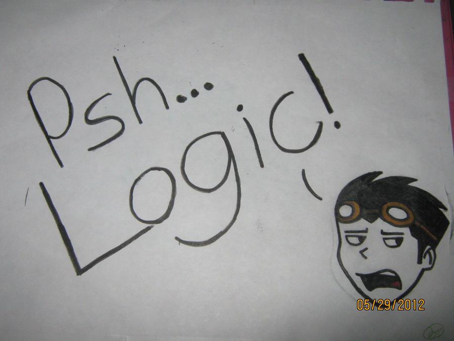 Psh. Logic! by xXDanielPhantomXx