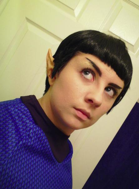 Spock by xXDanielPhantomXx