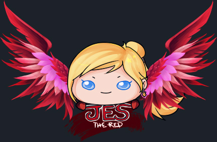 Jes.. the red by duranin