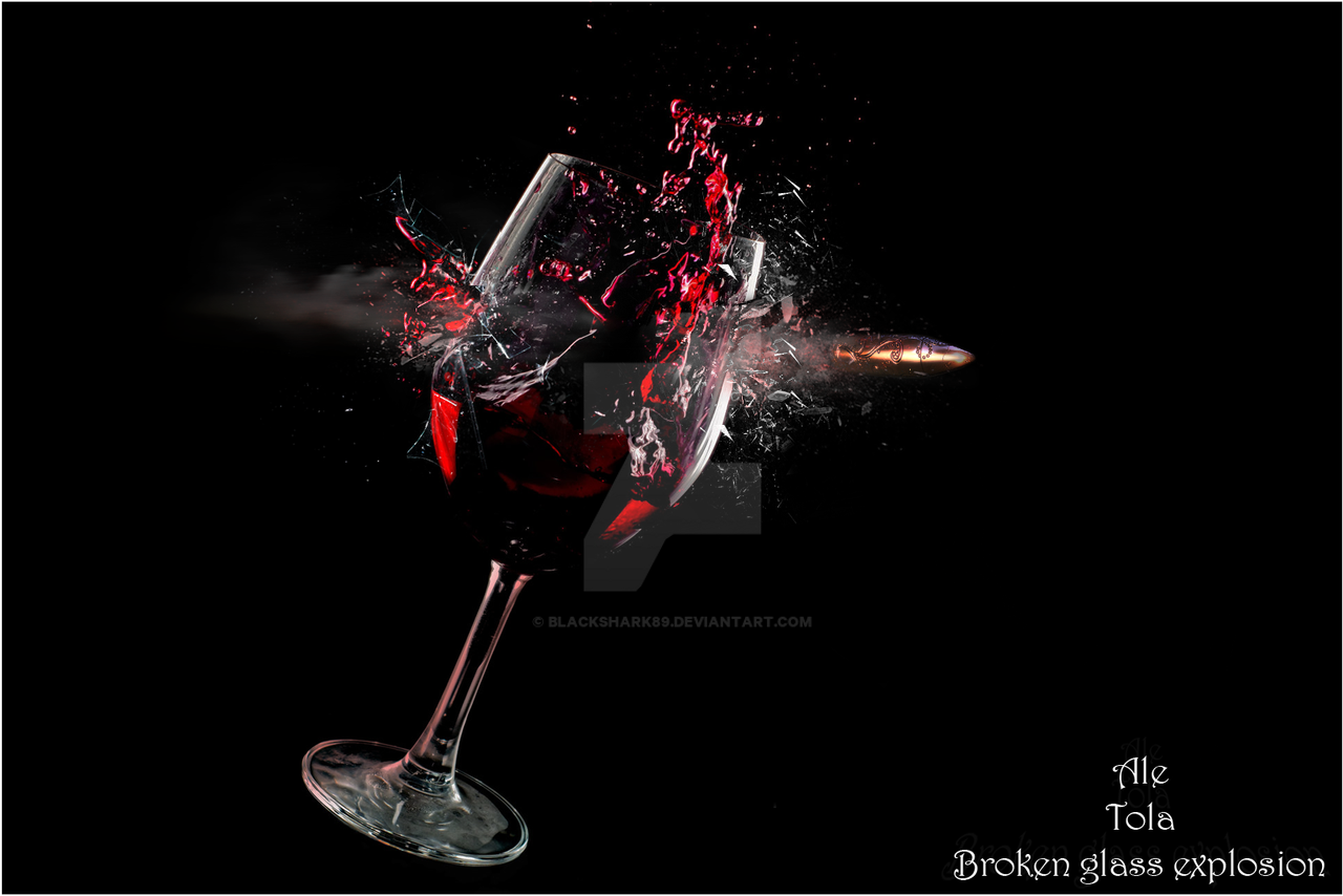 Explosion glass by blackshark89 on deviantart - Toile de verre skinglass ...