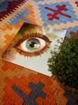 Eyed carpet