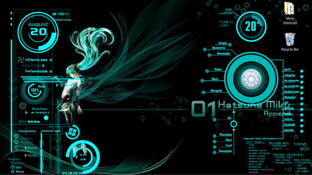 download wallpaper hatsune miku android