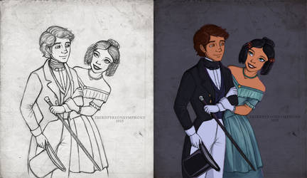 Character Dress-Up: 1838-1840