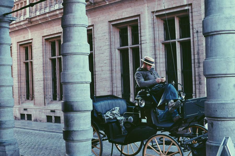 Bruxelles by stolentime