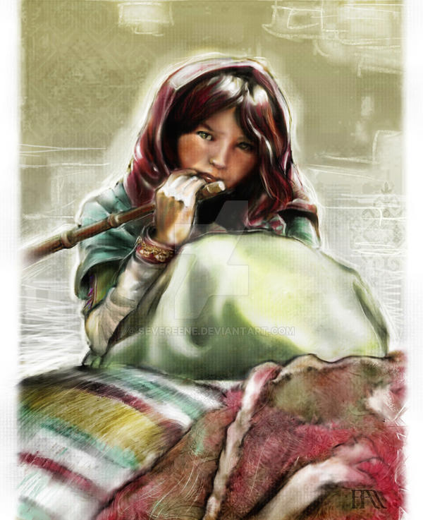 The Sarmatian Girl
