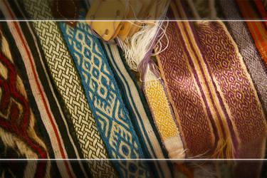 Tablet-Weaving